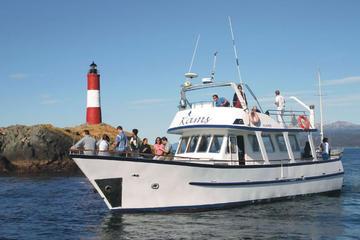 Excursión en barco por el canal Beagle con salida desde Ushuaia