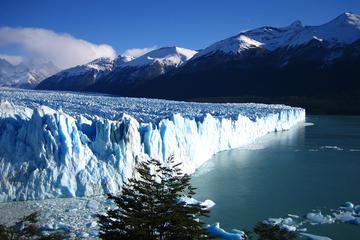 Ghiacciaio Perito Moreno incluso safari in barca
