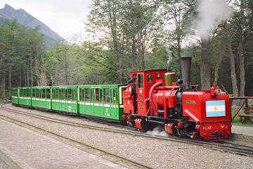Tierra del Fuego National Park and End of the World Train