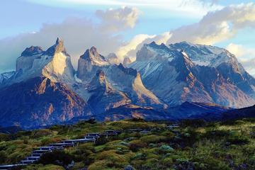 Viagem diurna para o Parque Nacional Torres del Paine: excursão em...