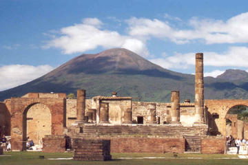 Day Trip to Pompeii and Amalfi Coast departing from Rome - Semi Private Tour