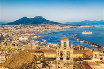 Naples Semi private Welcome walking tour