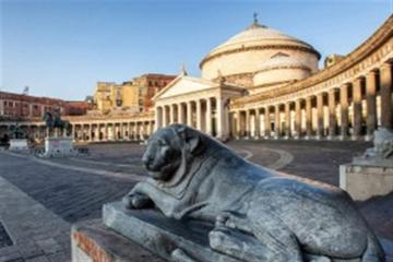 Semi Private walking tour: 3-hours discovering Naples
