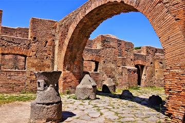 Small group tour Ostia Antica the secret ruins of Rome