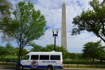 Excursão diurna: excursão de ônibus em pequenos grupos para Washington