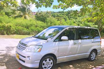 Shared Arrival Transfer: Maurice Bishop International Airport to St...