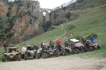 Ronda Ruta de los Bandoleros by Buggy