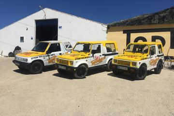 Wineries Tour of Ronda in Classic 4x4's