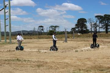 Cleveland Winery Segway Vineyard Tour: 60-minutes