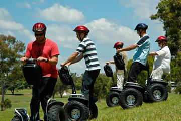 Sydney Olympic Park 90 Minute Segway Adventure Plus Ride