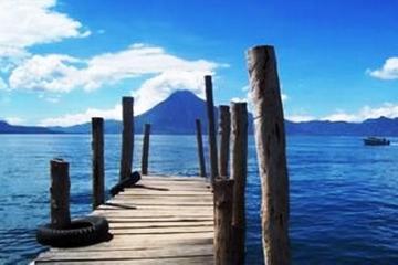 Lake Atitlan and San Antonio Palopo Including a Tuk Tuk Ride