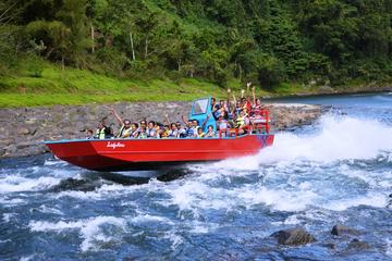 Full-Day Fiji Rivers Jet Boating Adventure