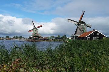 Excursion privée d'une journée aux moulins de Zaanse Schans, Volendam...