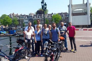Tour privado: Recorrido en bicicleta por Ámsterdam guiado de medio día