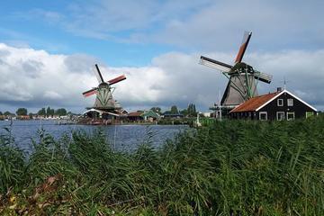 Viaggio privato di un giorno da Amsterdam ai mulini a vento di Zaanse