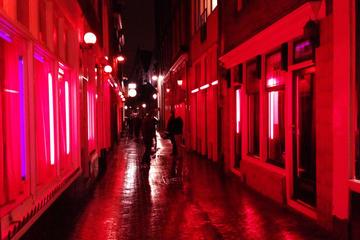 Visita privada a pie del barrio rojo...