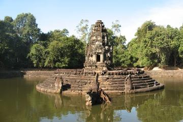 Full Day Private Preah Khan and Neak Pean Tour
