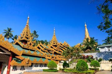 Excursion privée d'une journée complète à Yangon avec transfert