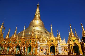 Excursion privée d'une journée complète à Yangon avec transferts au...