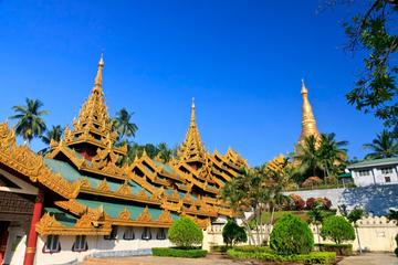 Private Full-Day Yangon City Tour with Transfer