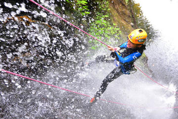 Canyoning Discovery in Bali: Kalimudah Canyon