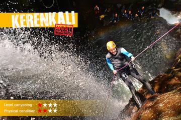 Découverte du canyoning à Bali: canyon de Kerenkali