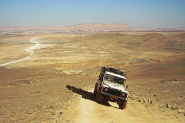 Ramon Crater Jeep Tour from Mitzpe...