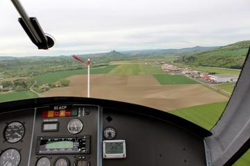 Introduction to Flying an Autogyro in Auvergne