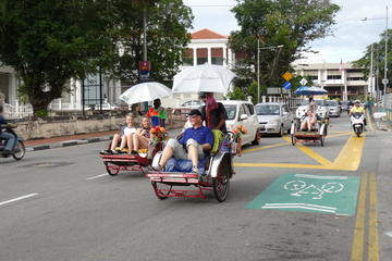 Day Trip to Historical Malacca from Kuala Lumpur with River Cruise...