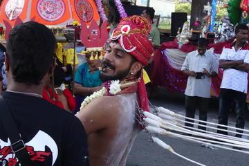 Festive Tour THAIPUSAM at BATU CAVES in Kuala Lumpur, Malaysia