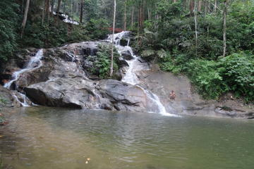 Kuala Lumpur Day Tour and Rainforest Waterfall including Tickets to...