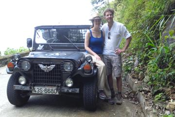 Full-Day Panoramic Da Nang Tour by Jeep