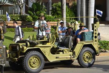 Halbtägige Tour durch Ho Chi Minh Stadt in einem restaurierten Army...