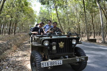 Half Day Cu Chi Tunnels by Jeep from...