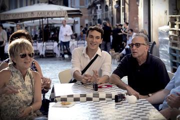 Piccoli gruppi: tour gastronomico di Trastevere a Roma