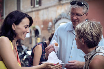 Semi-Private Trastevere Food Tour from Rome