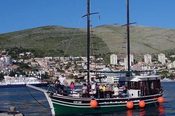 Bootstour zu Elaphitischen Inseln...