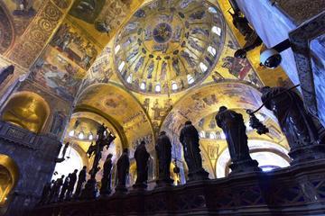 A Catedral de São Marcos e seus tesouros - excursão guiada evitando...