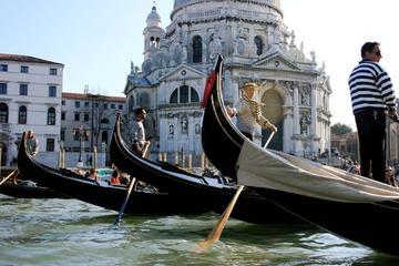 Balade en gondole et visite de la basilique Saint-Marc