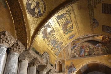 Evite as Filas: excursão guiada pela Basílica de São Marcos