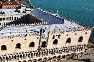 Excursão pelo Palácio Ducal, pelas áreas incomuns de Veneza e passeio...