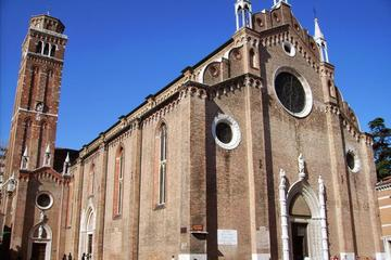 Guided Tour San Polo Rialto & Frari Church Venice Italy