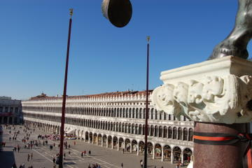 Unusual Perspectives of St Mark's Museum and Basilica