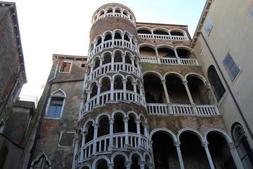 Wandeltocht verborgen Venetië