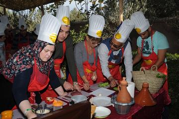 Moroccan Cooking Class in Marrakech