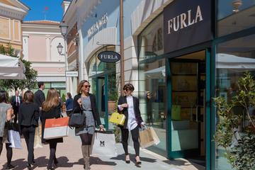 Full Day Fashion Tour to Castel Romano Outlet from Rome
