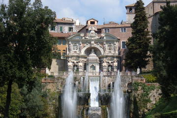 Self-Guided Round Trip of Tivoli and Villa d'Este from Rome