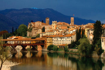 The Palladio and Bassano del Grappa...