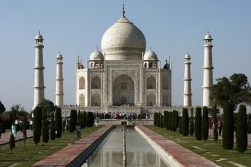 1-Day Private Tour from Delhi to Jaipur and Agra visit Taj Mahal at Sunset
