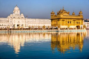9-Day Private Golden Triangle Tour Including Amritsar from Delhi